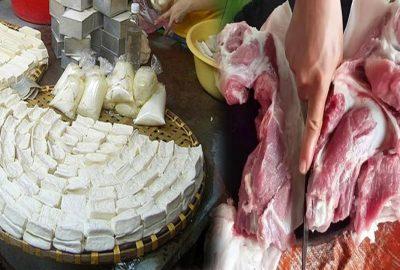 'Đừng mua thịt lợn sớm, đừng mua đậu phụ muộn': Kinh nghiệm từ ngàn xưa truyền lại