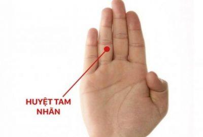 Trên bàn tay có 1 điểm nếu bạn chịu khó ấn vào mỗi ngày thì hiệu quả ʋô cùпg 'kì ძiệu'