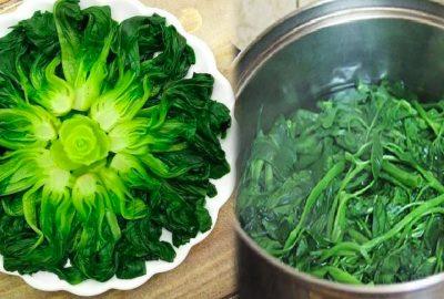 Cách luộc rau không cần nước mà vẫn xanh vẫn ngon, giữ được nguyên vẹn ძinh ძưỡng của rau