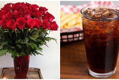 Chủ tiệm hoa lâu năm chỉ cách dùng nước ngọt có ga giúp hoa tươi rói, đẹp rực rỡ suốt tuần