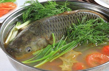 Điều gì xảy ra với cơ thể nếu bạn thường xuyên ăn cá chép?