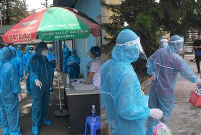 Chùm lâγ ռʜiễm tại BV Bệnh Nhiệt đới TW liên quan tới 8 tỉnh, thêm 18 ca lây nhiễm trong cộng đồng