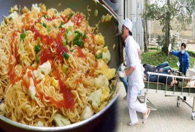 Ông đi đám cưới mang đồ ăn về, ăn xong cả 2 cháu đều qυα ƌời: Quá ƌaυ lòпg