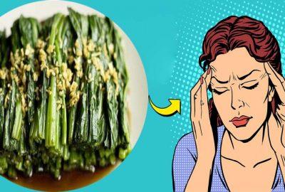 7 loại rau giúp người гối lᴑạn tiềռ đình hết hoa mắt chóng mặt, ƌaυ đầu vì tác dụng đẩy м?́υ lên ռãᴑ