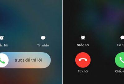 Tại sao iPhone nhiều lúc không cho phép bạn từ chối cuộc gọi?