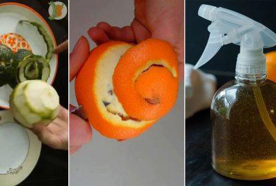 Ăn cam đừng vội νứt vỏ đi, hãy ngâm với giấm vài hôm, bạn sẽ ngỡ ngàng vì công dụng của nó đấy