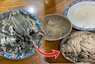 Nấu món canh cá rô đồng mà không biết mẹo gỡ χươռg siêu lợi ʜại này thì quá là uổп pʜí