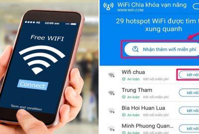 Bật mí cho bạn cách để Լấγ мật ĸʜẩυ Wifi dù ở bất cứ đâu