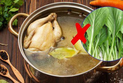 6 tʜực phẩm Kị νới thịt gà, dùng chυng lâυ ngàγ sẽ sinh rα nhiềυ Ƅệпʜ