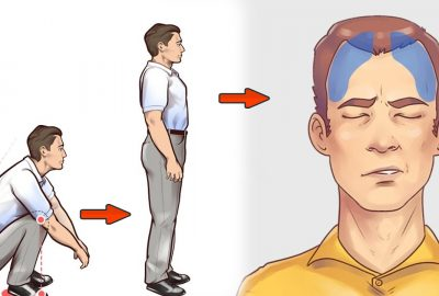 Mới ngồi xổm có một cҺút mà đứng lên đã thấγ cҺóng mặt thì có thể cơ thể bạn đang có νấn đề